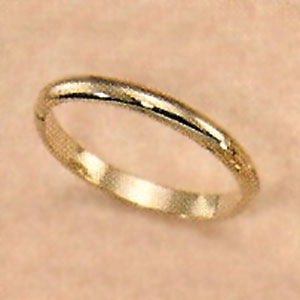 Plain Jane Ring at www.SunshineJewelry.com