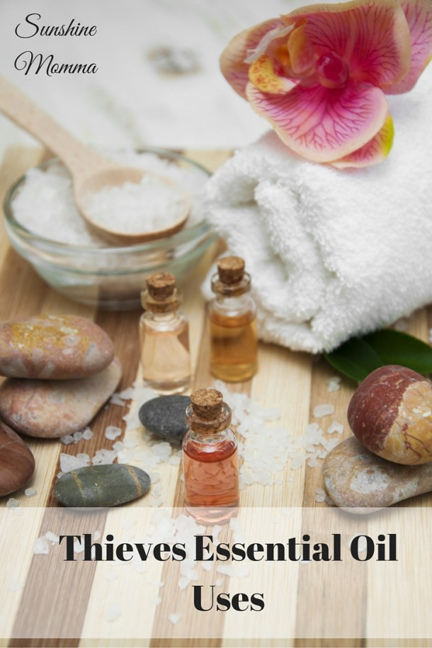 Thieves Essential Oil Uses