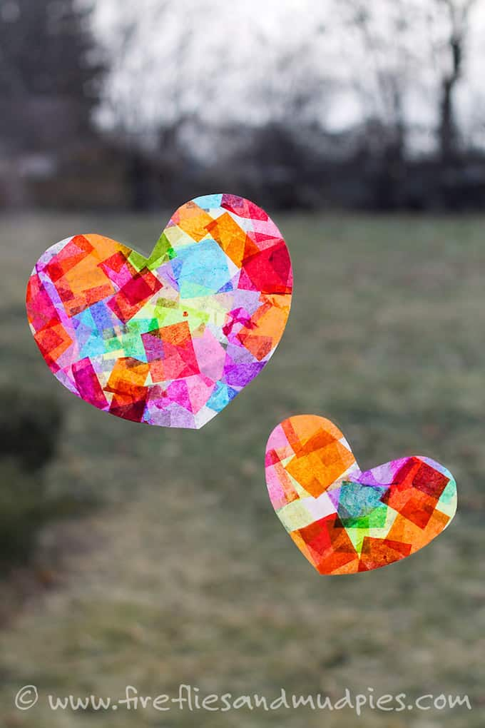 20 Valentines Day Kids Crafts