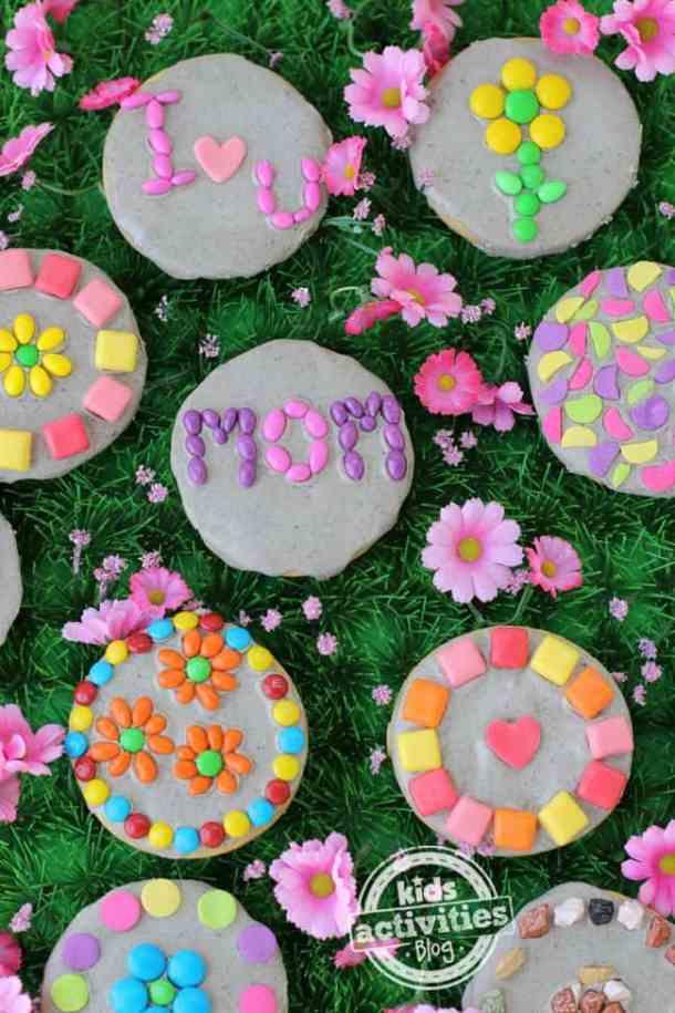 Garden Stone Cookies