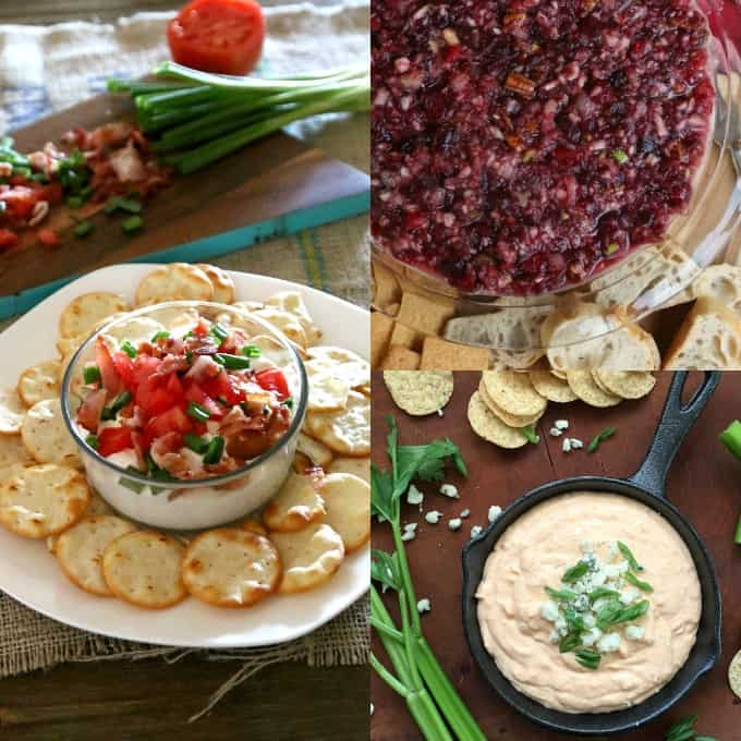 Dip Appetizer Recipes