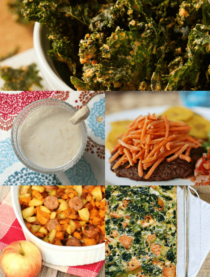 Whole 30 recipes to try this month