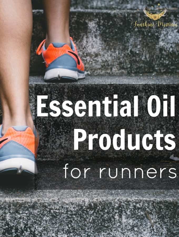 Essential Oil Products for Runners