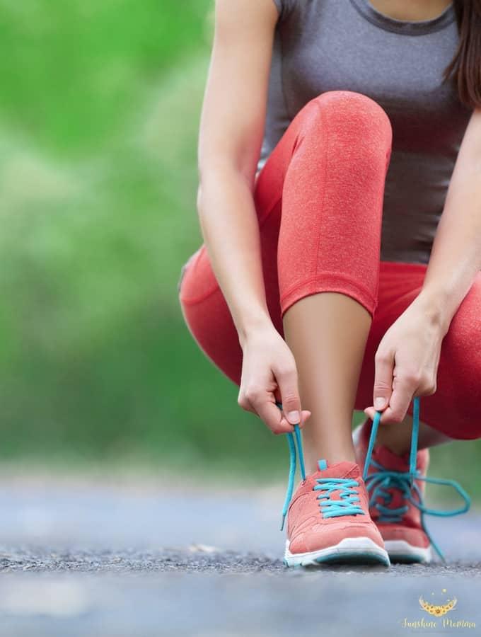 8 Week Walking to Running Plan & Healthy Living Tips