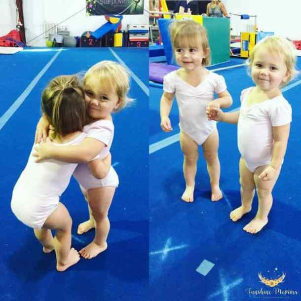 The benefits of toddler gymnastics