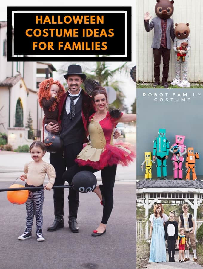 Halloween Costumes Family Of 4.Halloween Costumes For Families Sunshine Momma