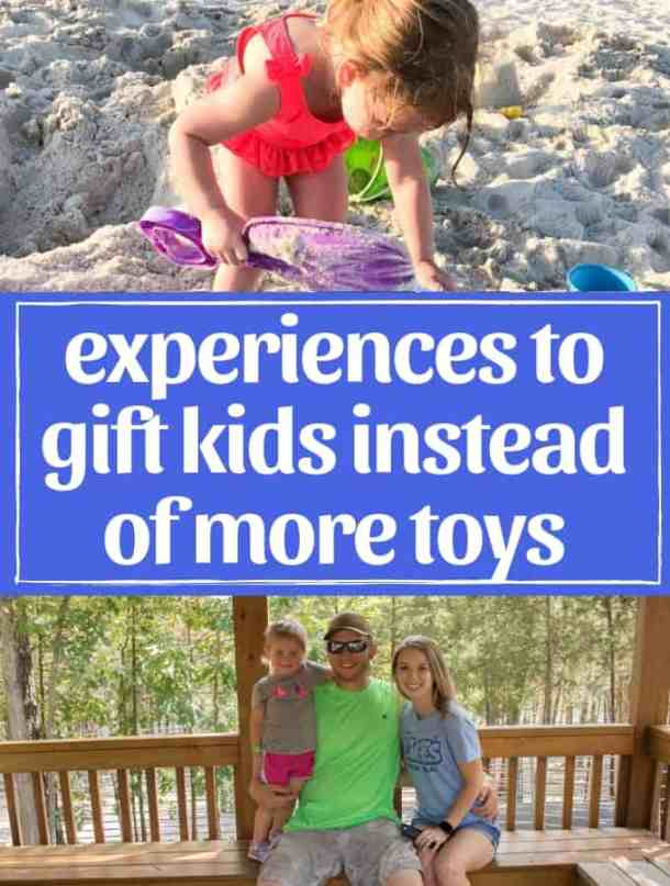 Experiences to Gift Kids Instead of Toys