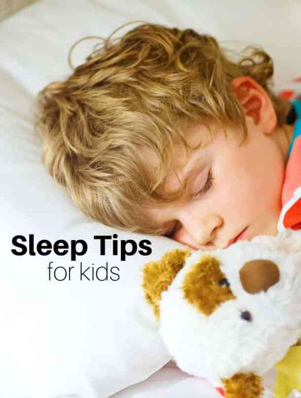 If your child has behavior problems, it may be due to a lack of sleep.