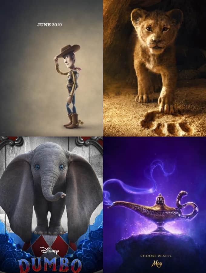 2018 Disney Movies