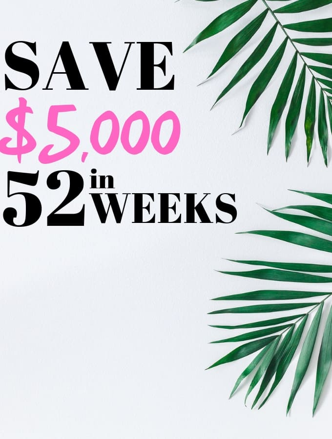 Save $5,000 in One Year