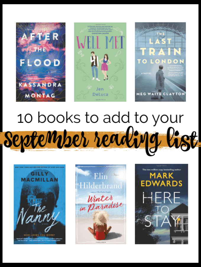 September Must Reads