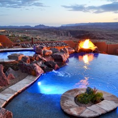 Kids Pull Out Sofa Angled Layout Exclusive Lake Powell Luxury Home - Kokopelli