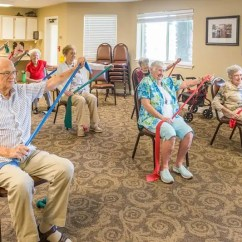 Chair Games For Seniors Costco Chairs Outdoor Retirement Living In Folsom Ca Creekside Oaks Senior Apartments Make New Friends With Our Fun Weekly Events Including Exercise Classes Movies And More