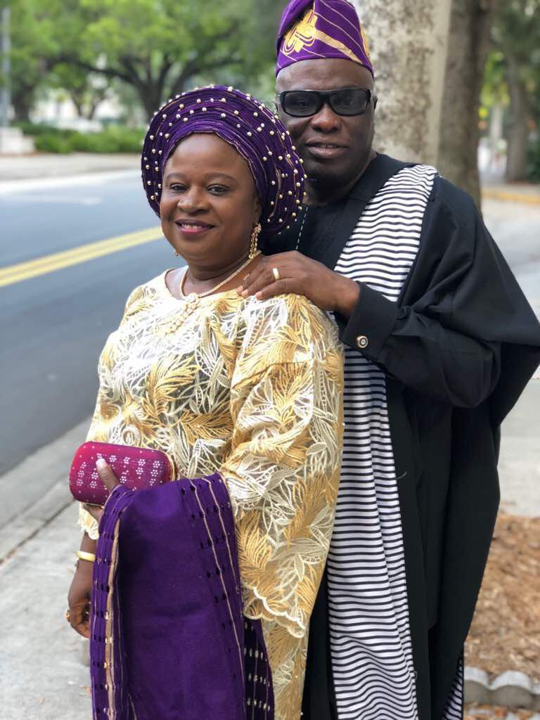 RUGIPO Chairman Banji Alabi, wife bag Chieftaincy title