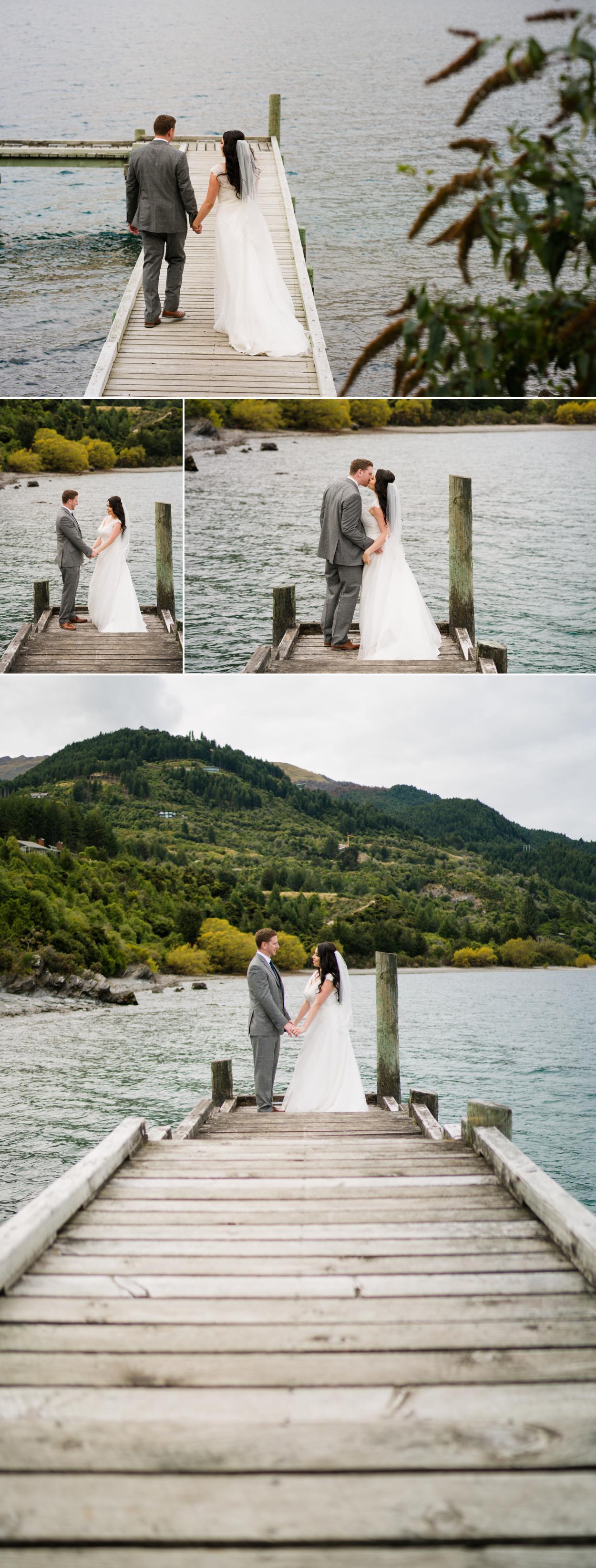 Matakauri Lodge wedding photographer Sunshine Weddings