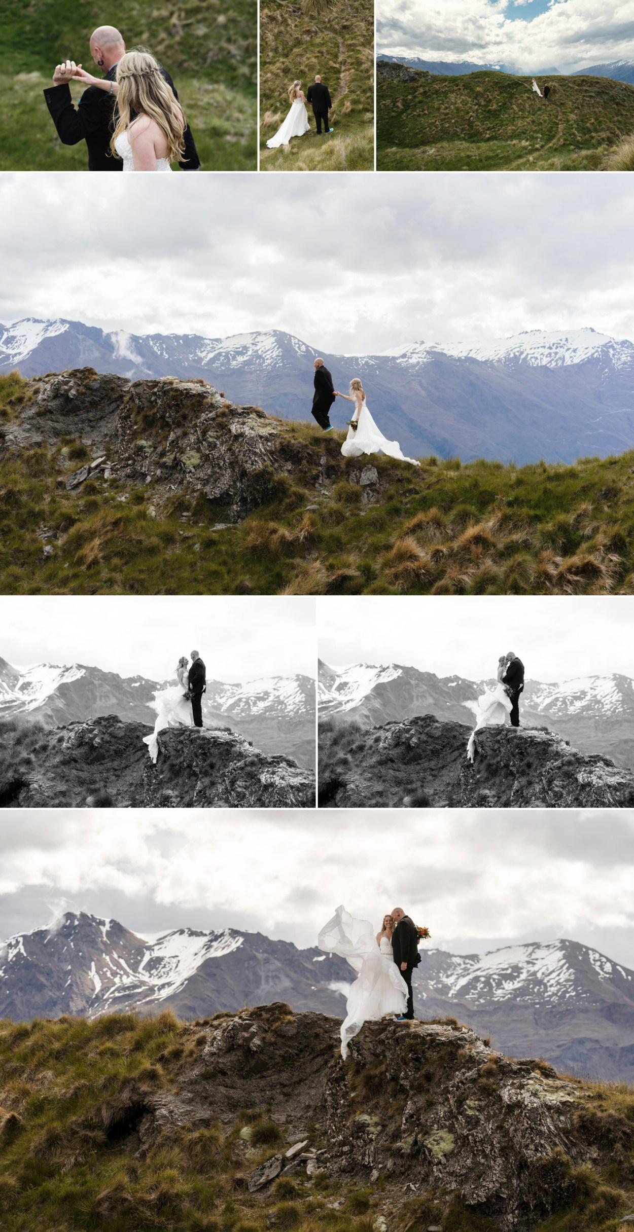 mt roy wedding photographer