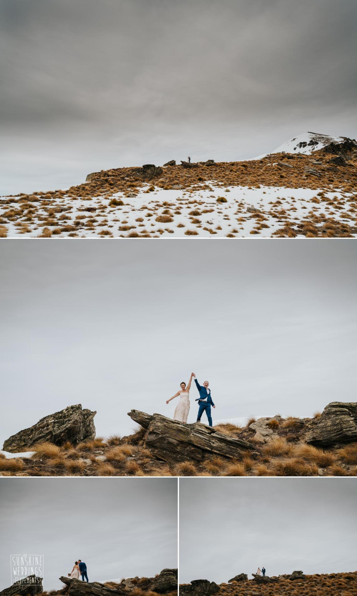 Mountain wedding planner