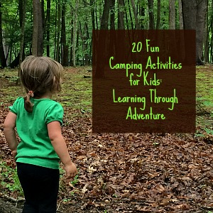 20 Fun Camping Activities to Try With Your Kids