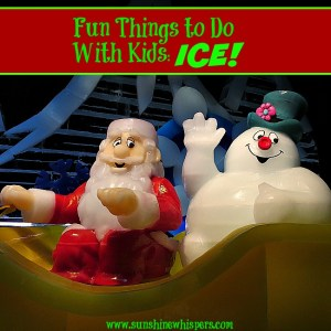 Should You Take Your Kids to ICE! at the Gaylord National?