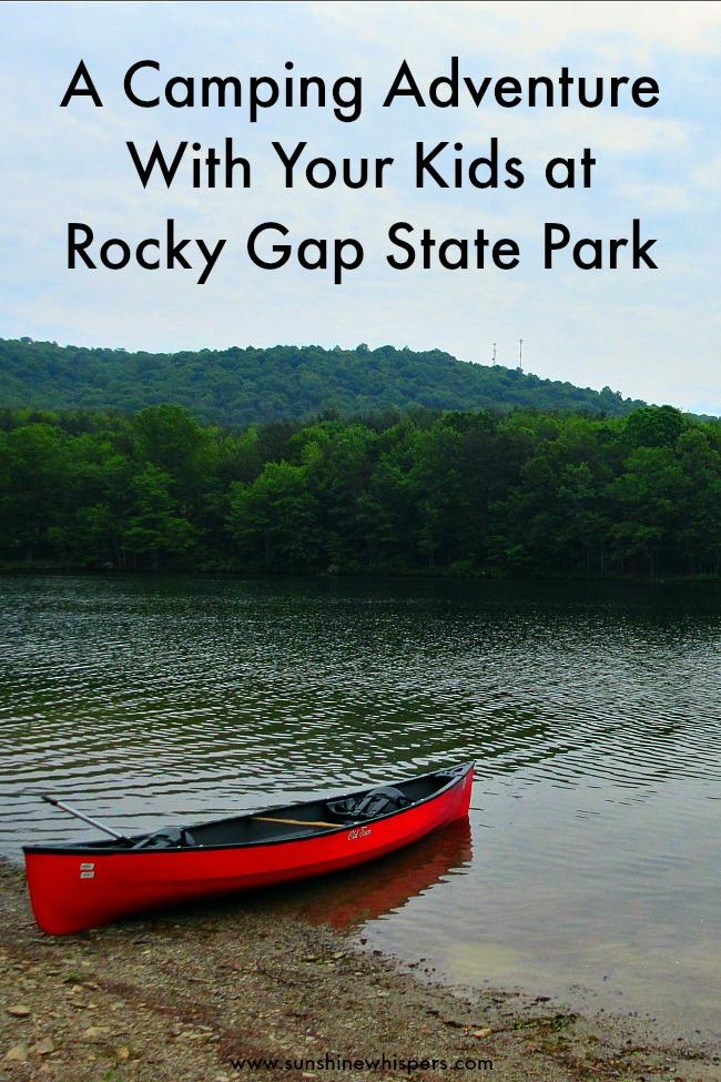 rocky gap state park