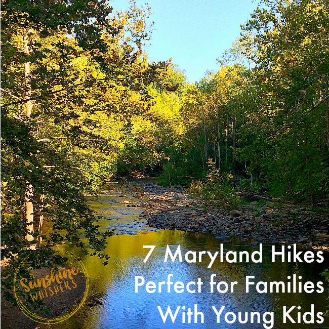 maryland hikes perfect for families