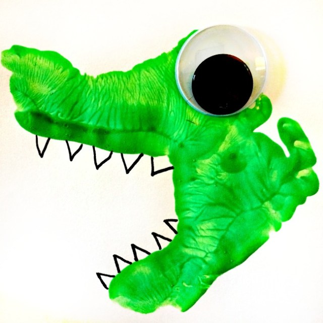 Dinosaur Crafts for Kids