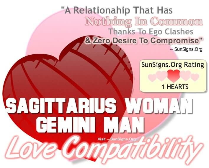 Sagittarius Woman Love