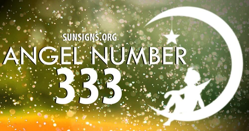 Angel Number 333 Meaning  SunSignsOrg