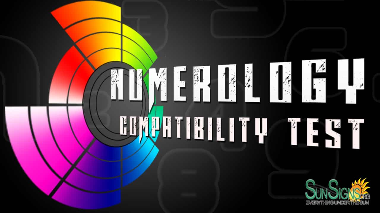 Numerology Compatibility Test  Sun Signs