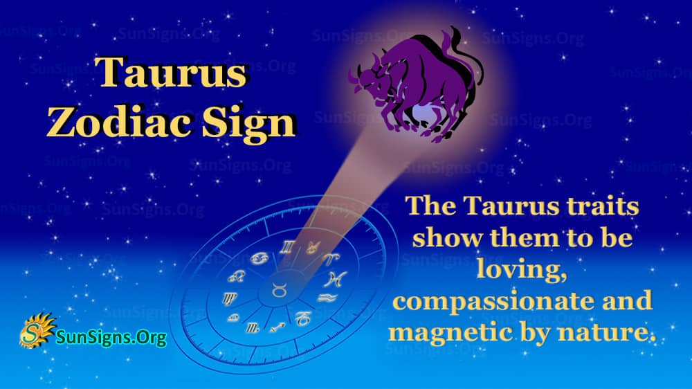 taurus zodiac sign facts