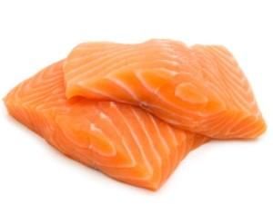 Odlad lax ser god och frestande ut, men när det gäller omega-3-halten blir man lurad.