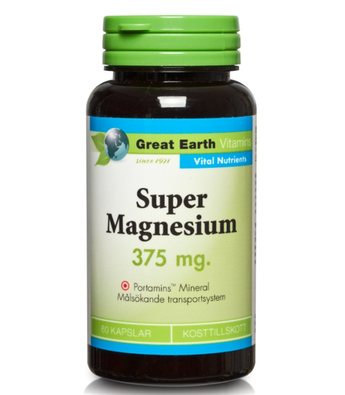 magnesium bäst i test