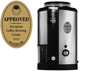 Wilfa kaffekvarn
