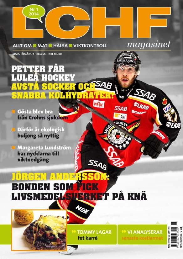 LCHF-magasinet 2014-1