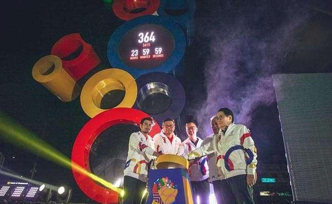Countdown To Sea Games 2019 Begins Sunstar