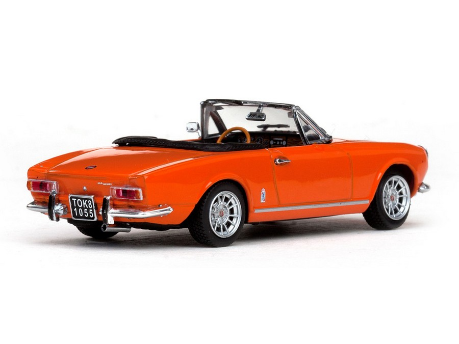 $0 ( long beach / 562 ) pic hide this posting restore restore this posting. 1970 Fiat 124 Spider Bs Sunstarmodelcars