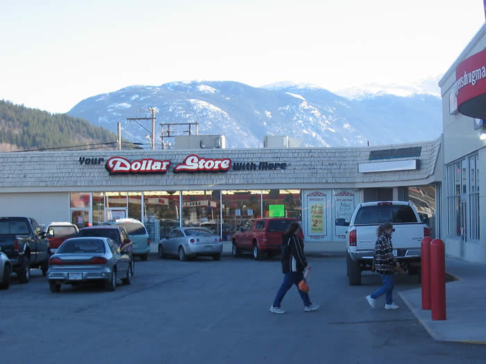 Canada 08 a canadian institution 3 the dollar store for Terrace canada