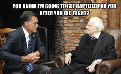 Update Days Before The Election Romney Lds Church Probed