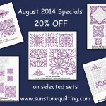 August 2014 Special of the Month