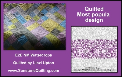 Quilted patterns – Most popular