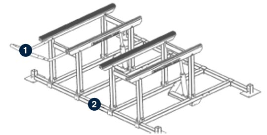 Sunstream Boat Lifts » Accessories