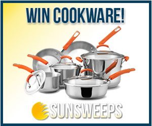 Win Cookware!