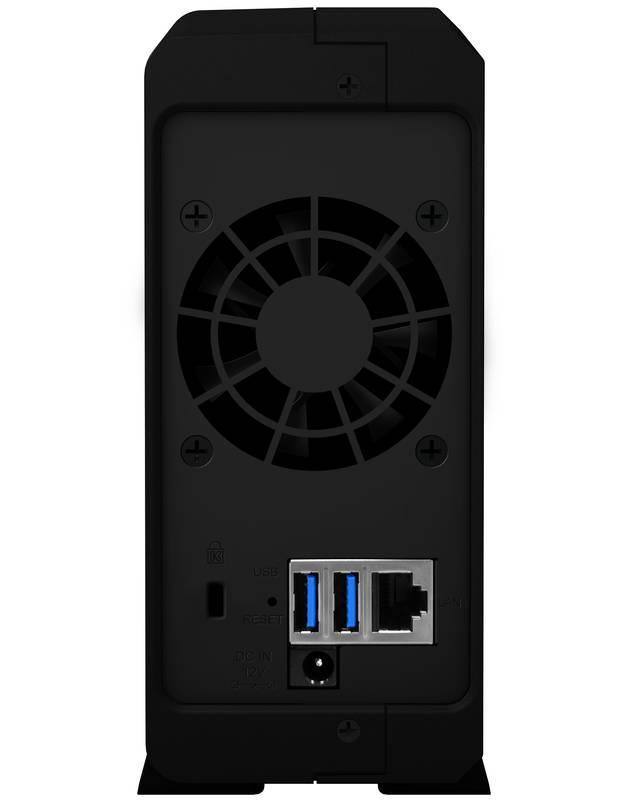 Synology DiskStation DS118 NAS voor 1 SATA schijf - Sunteam Automatisering