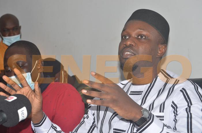 Suivez Ousmane Sonko, en direct, se prononçant sur l'émigration clandestine…ParAbdou MBOW 27/10/2020 à 19:15