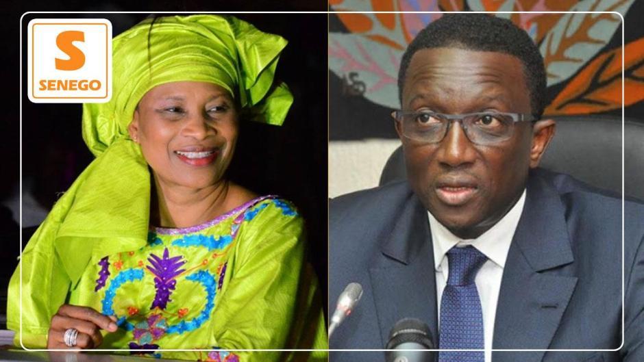 Direct: Passation de service Amadou Ba et Aïssata Sall au ministère des Affaires étrangèresParThierno Malick Ndiaye 06/11/2020 à 18:08