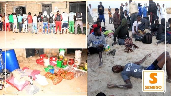 Emigration clandestine : Choquantes révélations de rescapés (Senego TV)ParMandaw Mbengue 03/11/2020 à 14:51