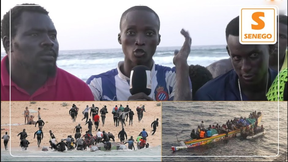 Reportage sur les migrations clandestines : Ces pêcheurs toujours prêts pour l'aventure (Senego-TV)ParCheikh Tidiane Kandé 04/11/2020 à 22:33