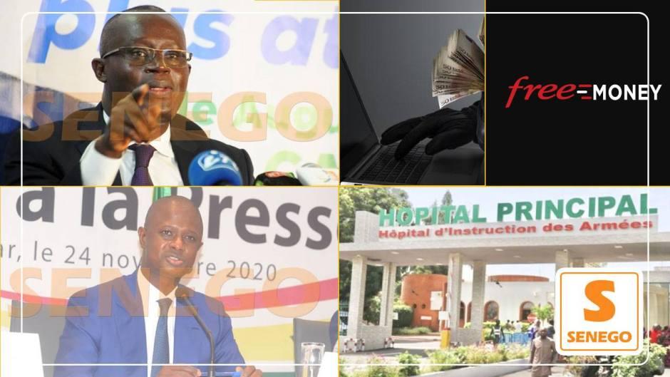 Feus Net : Politique, société, sport, santé, faits divers : Les faits de la semaine !ParCheikh Tidiane Kandé 11/12/2020 à 16:29