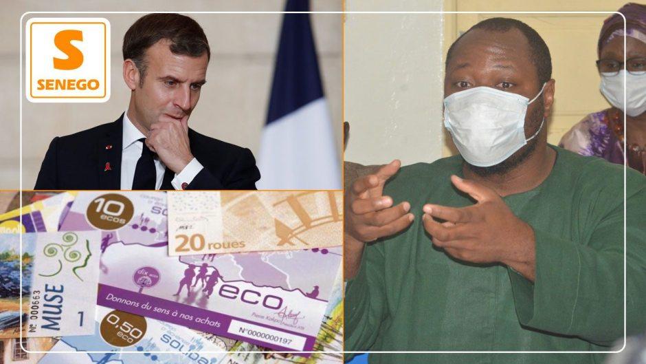 Sénégal : Une pétition lancée pour mettre fin à l'occupation monétaire française (Senego TV)ParAmath DIOUF 21/12/2020 à 14:49