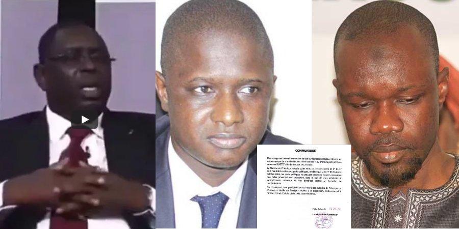 Levée de fonds internationale : Félix Diome menace Pastef, Macky Sall rattrapé par la VAR (Vidéo)ParKhalil Kamara 03/01/2021 à 11:28